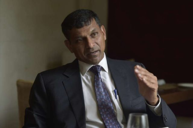 Chennai: Former RBI Governor Raghuram Rajan during the release of his book