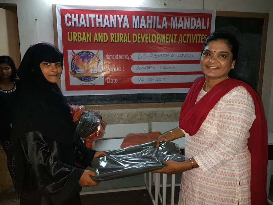 Jayamma and her organisation Chaitanya Mahila Mandali (CMM) reach out to victims who are forced into flesh trade, counsel and try to convince them that there can be a better side to their lives too by .