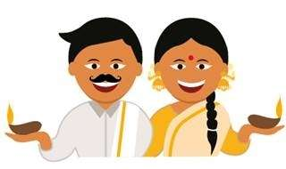 The first ever emoji for Puthandu and Vishu will go live on April 14 at 9 am and will be available until April 15. by .