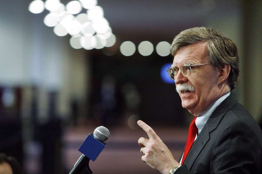 John Bolton takes over as President Donald Trump's National Security Adviser on Monday, April 9, 2018. (File Photo: UN/IANS) by .