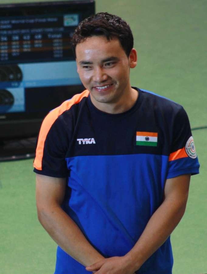 Indian shooter Jitu Rai. (File Photo: IANS) by .