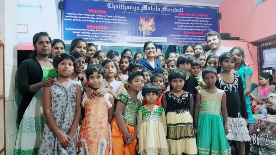 Over 3500 children of sex workers have been provided vocational training through the efforts of Jayamma. by .