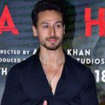 """Mumbai: Actor Tiger Shroff during the special screening of film """"Baaghi 2"""" on March 29, 2018. (Photo: IANS) by ."""