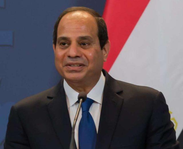 Egypt President Abdel Fattah el-Sisi. (File Photo: IANS) by .