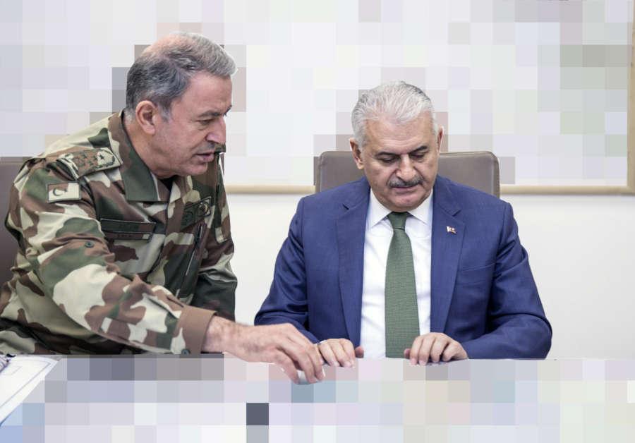 TURKEY-ANKARA-SYRIA-MILITARY OPERATION by .