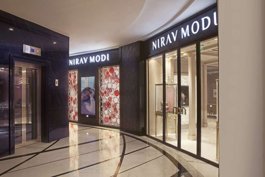 Nirav Modi store. (File Photo: IANS) by .
