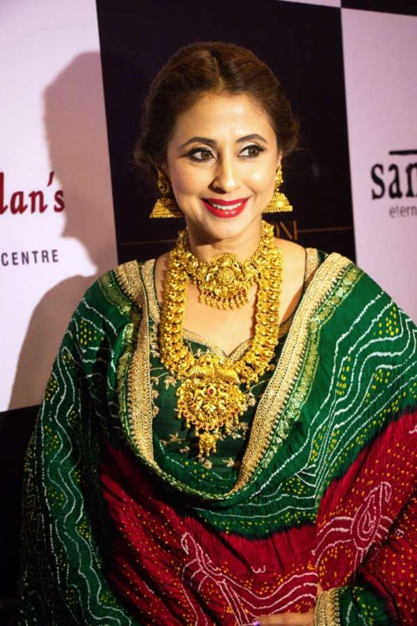 Bengaluru: Actress Urmila Matondkar during the launch of a design studio, in Bengaluru on May 26, 2018. (Photo: IANS) by .