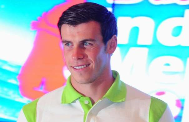 (SP) INDONESIA-JAKARTA-GARETH BALE-PROMOTIONAL TOUR by .