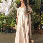 Mumbai: Actress Madhuri Dixit at the wedding reception of actress Sonam Kapoor and businessman Anand Ahuja in Mumbai, on May 8, 2018. (Photo: IANS) by .