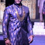 Bengaluru: Actor Karanvir Bohra walks the ramp during the launch of a design studio, in Bengaluru on May 26, 2018. (Photo: IANS) by .