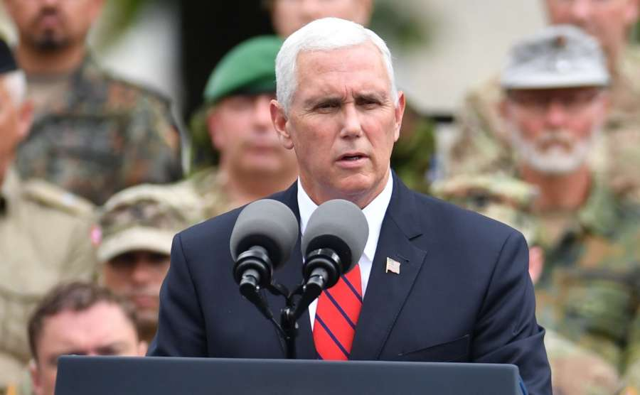 Mike Pence. (File Photo: IANS) by .