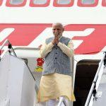 Kuala Lumpur: Prime Minister Narendra Modi arrives in Kuala Lumpur, Malaysia on May 31, 2018. (Photo: IANS/PIB) by .