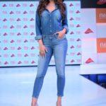 Mumbai: Actress Esha Gupta walks the ramp for FBB Fashion Hub, in Mumbai on April 28, 2018. (Photo: IANS) by .