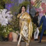 Mumbai: Veteran actress Rekha at the wedding reception of actress Sonam Kapoor and businessman Anand Ahuja in Mumbai, on May 8, 2018. (Photo: IANS) by .