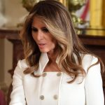 US First Lady Melania Trump. (File Photo: IANS) by .