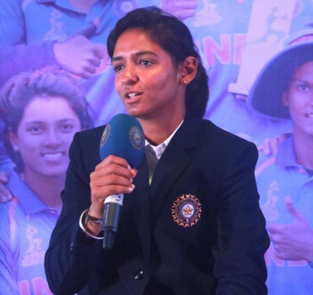 Indian women cricket Harmanpreet Kaur. (File Photo: IANS) by .