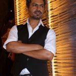 "Mumbai: Actor Nawazuddin Siddiqui during the success party of his film ""Babumoshai Bandookbaaz"" in Mumbai on Aug 31,2017. (Photo: IANS) by ."