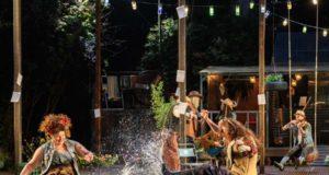 AS YOU LIKE IT, Regent's Park Open Air Theatre London, Britain - 05 July 2018 by © Jane Hobson  07798 794205 www.janehobson.com.