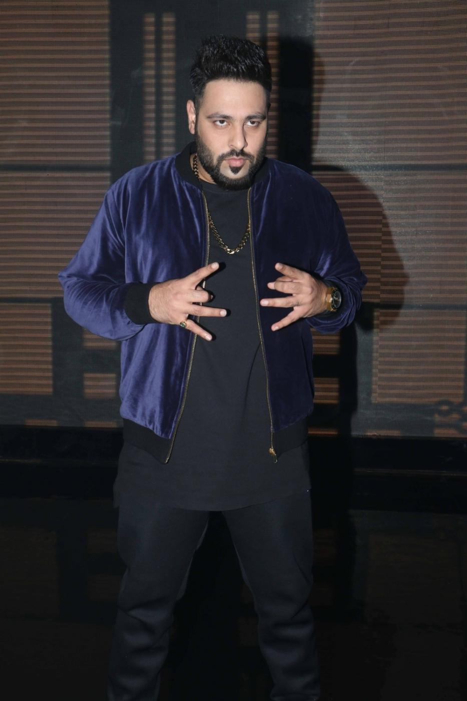 "Mumbai: Rapper Badshah during the Star Plus show ""Lip Sing Battle"" in Mumbai on Oct 2, 2017.(Photo: IANS) by ."