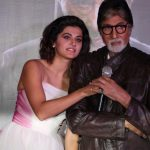 Mumbai: Actors Taapsee Pannu and Amitabh Bachchan during the trailer launch of film Pink in Mumbai, on August 9, 2016. (Photo: IANS) by .