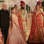 New Delhi: Actress Aditi Rao Hydari walk the ramp for designer Tarun Tahiliani at India Couture Week 2018 in New Delhi on July 25, 2018. (Photo: Amlan Paliwal/IANS) by .