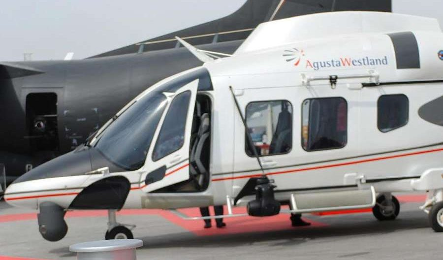(A File Photo) India has terminated the Rs. 3,600 crore deal for VIP choppers with AgustaWestland after bribery allegations tainted the deal, on Jan.1, 2014. (Photo: IANS) by .