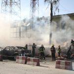 AFGHANISTAN-JALALABAD-MOTOR BOMB by .