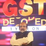 New Delhi: Kerala Finance Minister Thomas Isaac during a panel discussion on 'GST Decoded – 1 Year On', in New Delhi on June 28, 2018. (Photo: IANS) by .