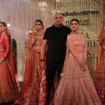 New Delhi: Actress Aditi Rao Hydari showcase the creations of fashion designer Tarun Tahiliani on Day 1 of the India Couture Week 2018 in New Delhi on July 25, 2018. (Photo: Amlan Paliwal/IANS) by .