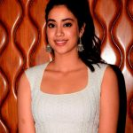 "Mumbai: Actress Janhvi Kapoor during the media interaction of her upcoming film ""Dhadak"" in Mumbai on July 4, 2018. (Photo: IANS) by ."