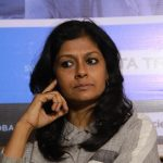 Mumbai: Actress Nandita Das during a press announcement for 'Films For Change' initiative organised by Good Pitch India in Mumbai on March 14, 2018. (Photo: IANS) by .