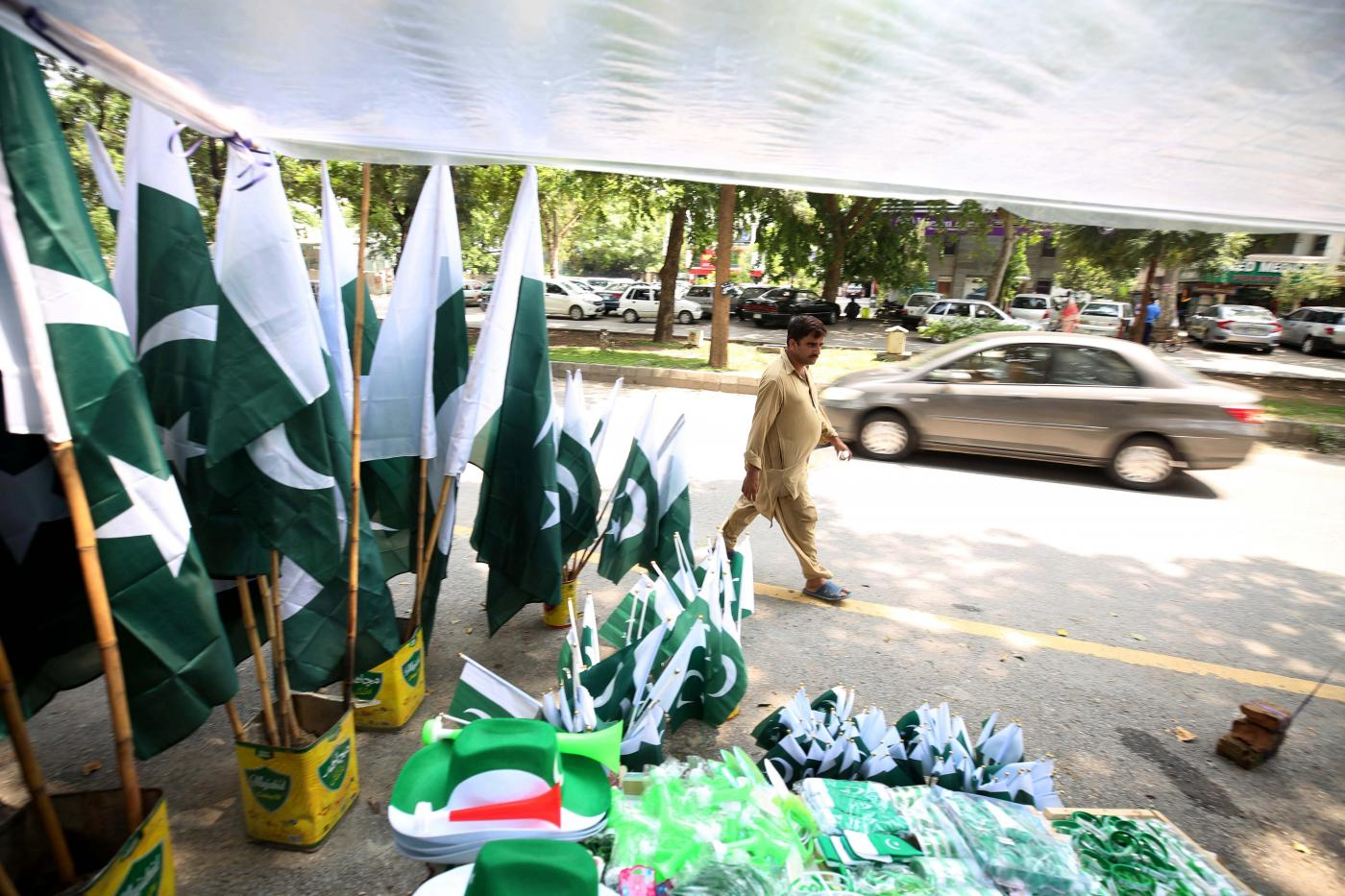 PAKISTAN-ISLAMABAD-INDEPENDENCE DAY by .