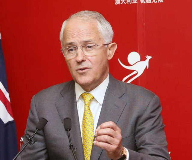 Australian Prime Minister Malcolm Turnbull. (File Photo: IANS) by .