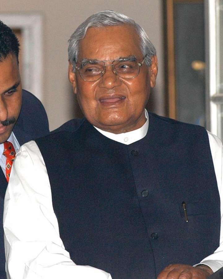 Former Prime Minister Atal Bihari Vajpayee. (File Photo: IANS) by .