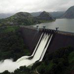 Idukki (Kerala): A view of the Idukki dam on Aug. 10, 2018. (Photo: IANS) by .