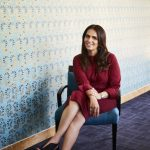 Fashion designer Anita Dongre by .