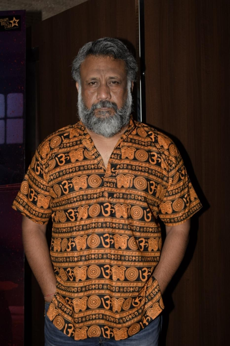 "Mumbai: Director Anubhav Sinha during a media interaction of his upcoming film ""Mulk"" in Mumbai on July 26, 2018. (Photo: IANS) by ."