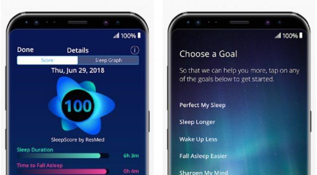 SleepScore app based on Rajalakshmi's work. by .