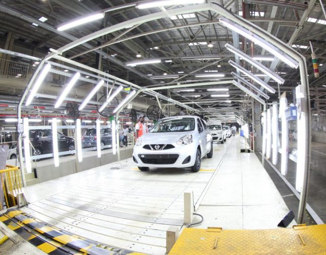 Renault Nissan Automotive Private Limited (RNAIPL) Plant in Oragadam. (File Photo: IANS) by .