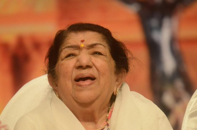 Singer Lata Mangeshkar. (File Photo: IANS) by .