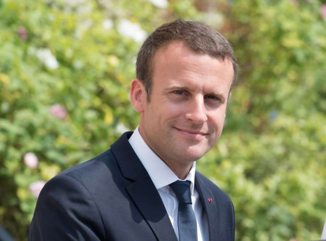 French President Emmanuel Macron. (File Photo: IANS) by .