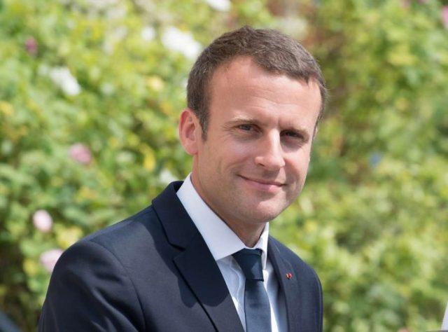 French President Emmanuel Macron. (File Photo: IANS) by .