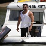 Goa: Actor Salman Khan arrives to launch the 12th Edition of Big Boss at Coco Beach, in North Goa on Sept 4, 2018. (Photo: IANS) by .
