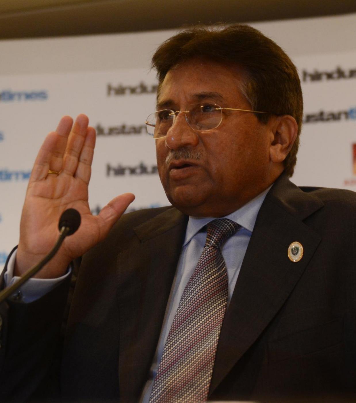 Former Pakistan's President Pervez Musharraf. (File Photo: IANS) by .