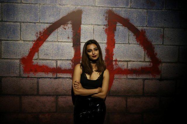 Mumbai: Actress Radhika Apte at the special screening of horror series