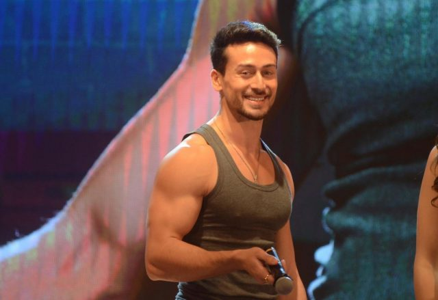 Mumbai: Actor Tiger Shroff during a promotional programme in Mumbai on Sept 11, 2018. (Photo: IANS) by .