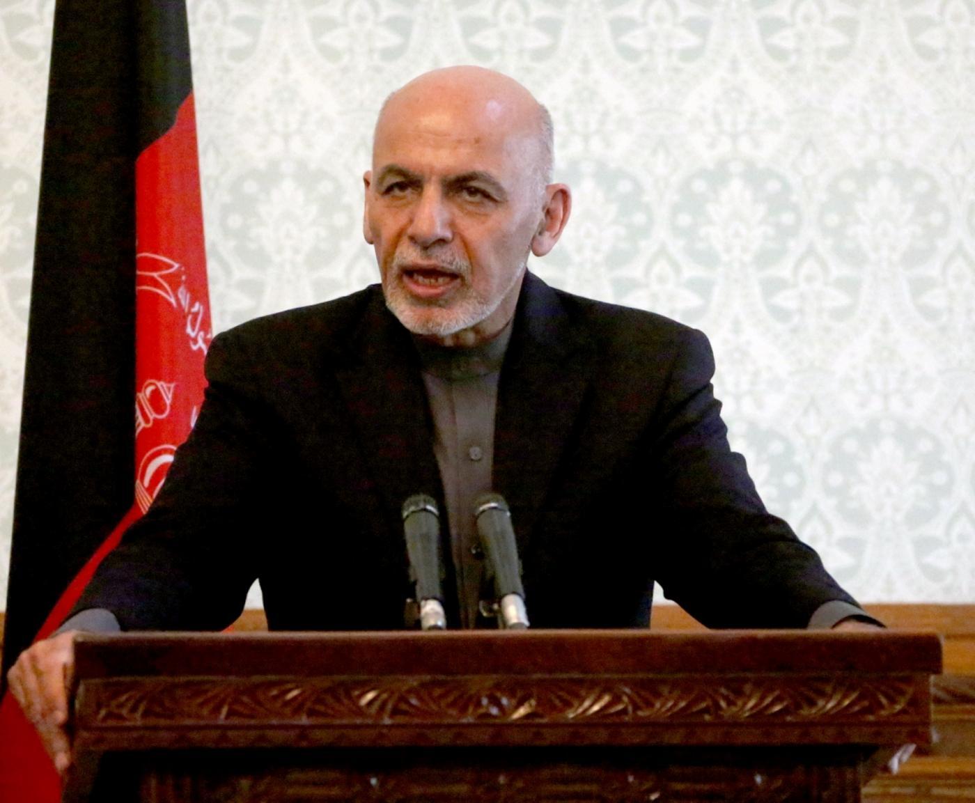 Mohammad Ashraf Ghani. (File Photo: IANS) by .