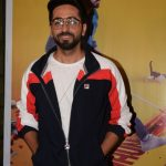 Mumbai: Actor Ayushmann Khurrana seen at Mumbai's Juhu on Sept 22, 2018. (Photo: IANS) by .