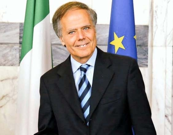 Enzo Moavero Milanesi. (File Photo: IANS) by .