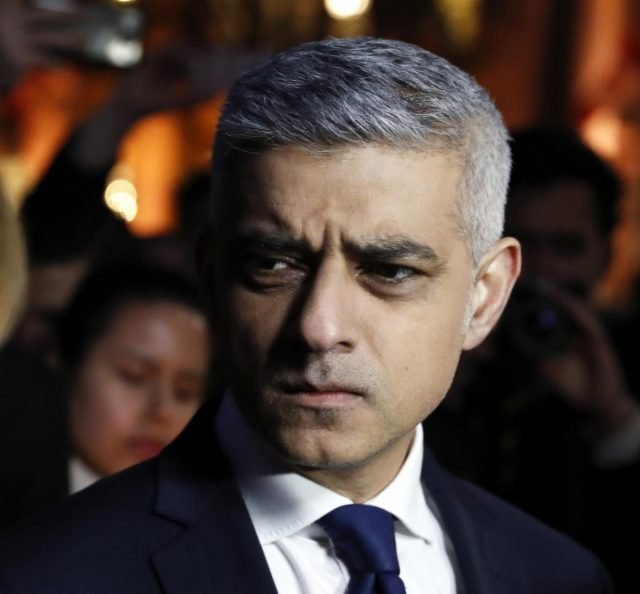 Sadiq Khan. (File Photo: IANS) by .